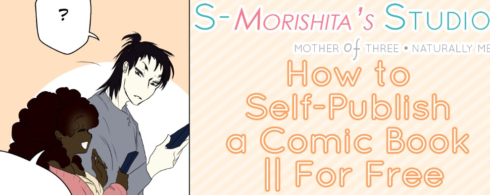 How to Self-Publish a Comic Book | For Free