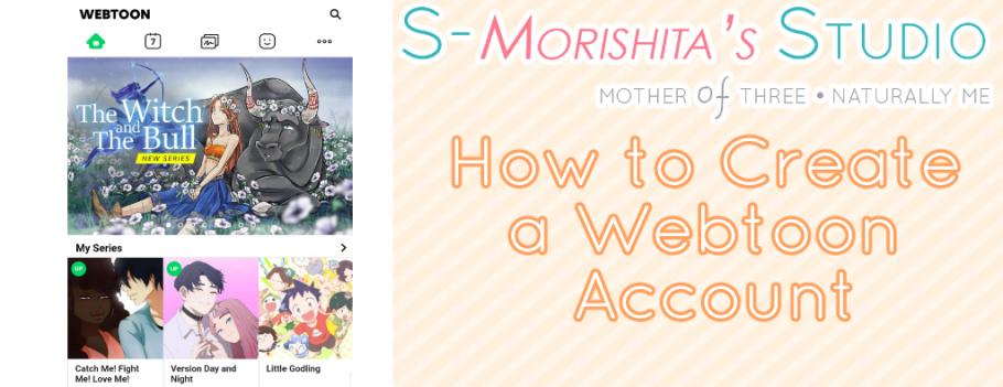 How to Create a Webtoon Account