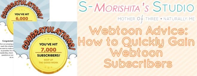 webtoon promotion marketing advice