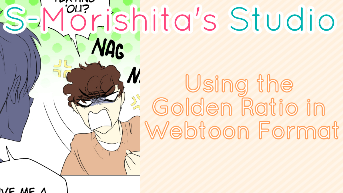 Using the Golden Ratio in Webtoon Format