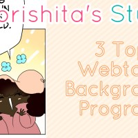 5 Top Webtoon Background Programs