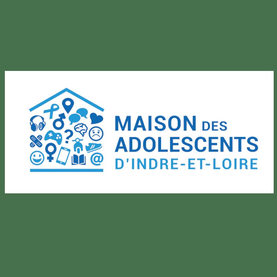 Maison Des Adolescents - logo- logo