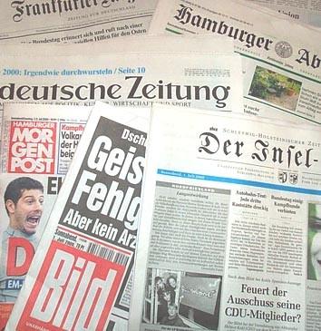 Zeitung für das Recycling
