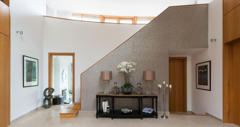 studio 12 designs entrance