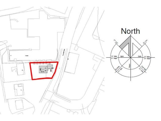 Plot for sale, Fallside Road, Bothwell, Lanarkshire South