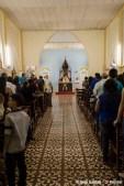 Missa na Capela do Povoado São Francisco