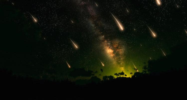 Nordeste terá visão privilegiada de chuva de meteoros na madrugada desta sexta