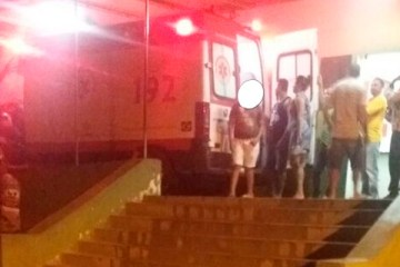 As vítimas foram encaminhas ao hospital de Tabira – Foto Reprodução