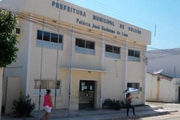 Prefeito de Solidão antecipa pagamento de março de 2018