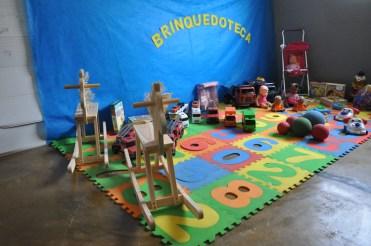 Entrega de novos fardamentos e inauguração Brinquedotecas em solidão – Foto: João Santos/ S1 Notícias