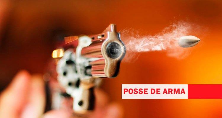 Conheça novas regras para posse de arma no país