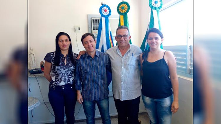 Prefeitura de Solidão fecha parceria com a UNIP –Foto/Reprodução/Divulgação