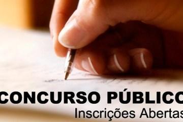 Abertas inscrições para o concurso da Prefeitura de Princesa Isabel, PB