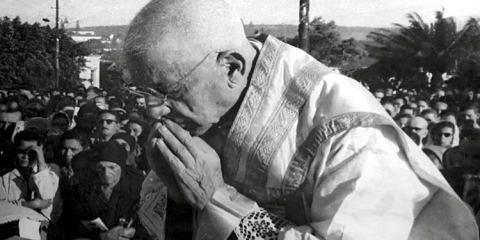Papa reconhece milagre e vai beatificar padre mineiro