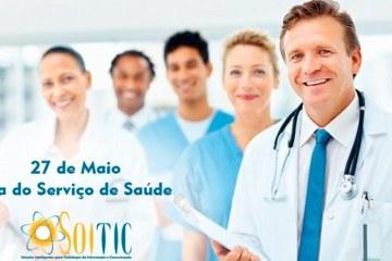 27 de maio - Dia do Serviço de Saúde