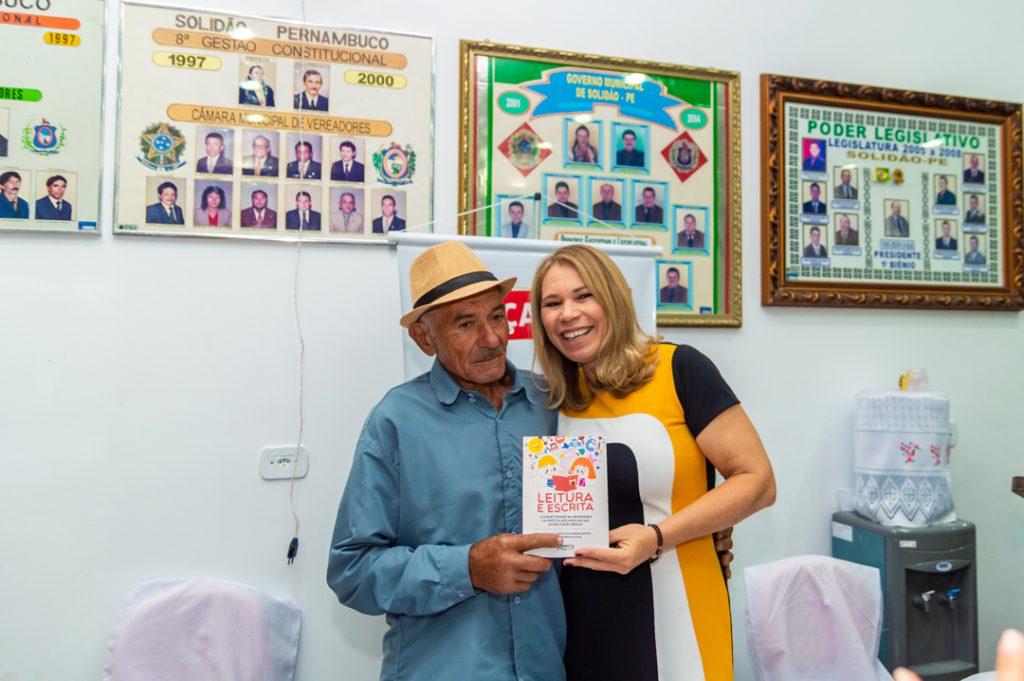Lançamento do Livro Leitura e Escrita – Foto: João Santos Fotógrafo/ Divulgação