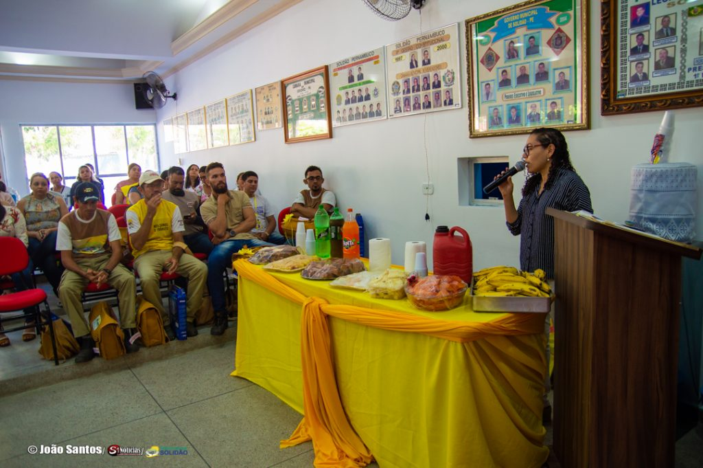 Cerimónia de Posse do Conselho Municipal de Meio Ambiente – Foto: João Santos/ S1 Notícias