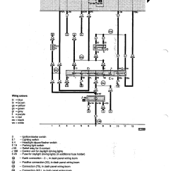 Audi A2 Wiring Diagram 120 Volt Plug 1993 90 1000hp Auxiliary Fuse Box Electricity Site For Library