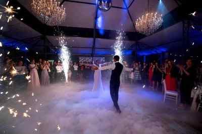DJ mariage son lumière