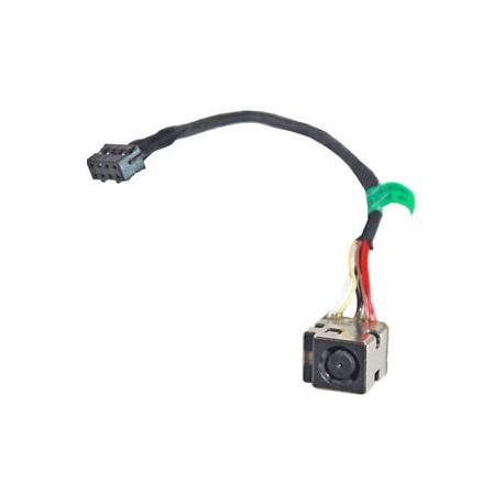 CONNECTEUR DC JACK + CABLE HP Probook 4740S 4540S 4545S