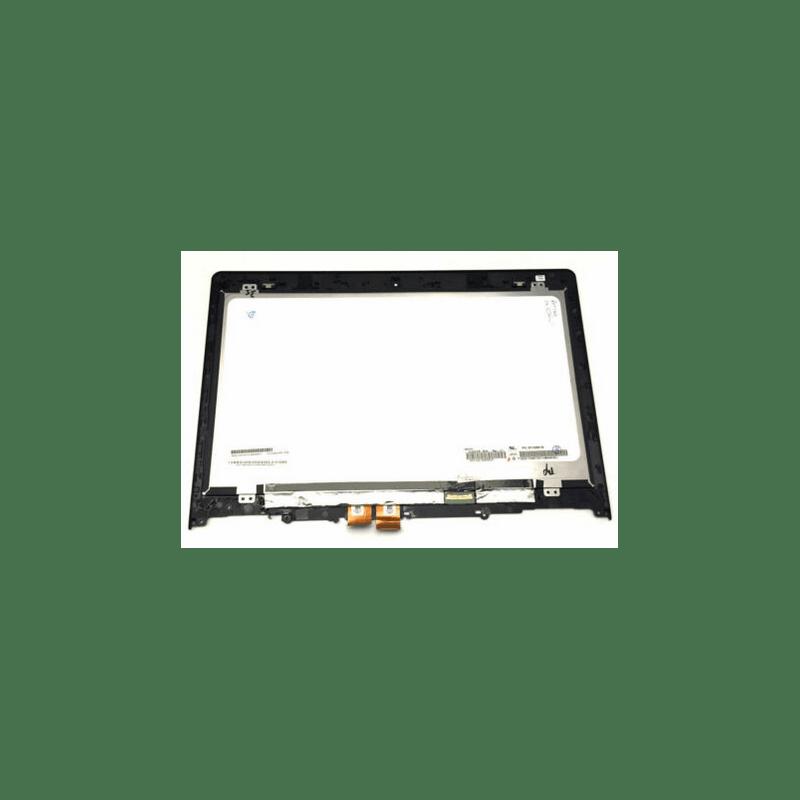ENSEMBLE ECRAN LCD + VITR TACTILE + CADRE IBM Lenovo Yoga