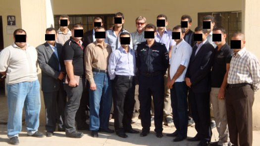 Anti-Terrorism Officer (ATO) Course - Baghdad 2010