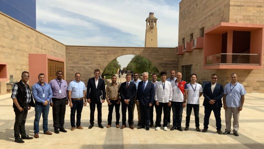 S2 Anti-Terrorism Officer Course at American University in Cairo