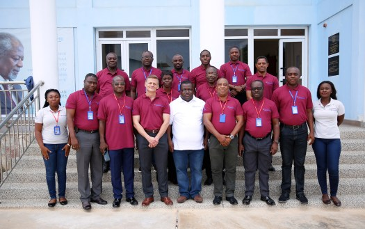 Emergency Response Planning Course Accra Ghana 2019