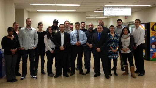 Anti-Terrorism Officer Course John Jay College 2013