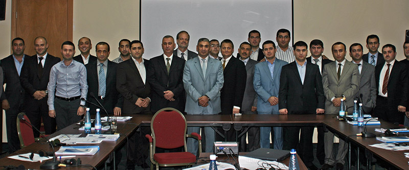 Terrorism Risk Assessment Course OSCE Baku