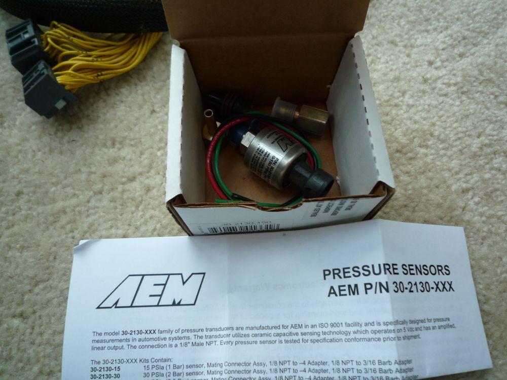 medium resolution of  aem rc 650 cc injectors walbro 255 hp gm 3 bar map sensor aem