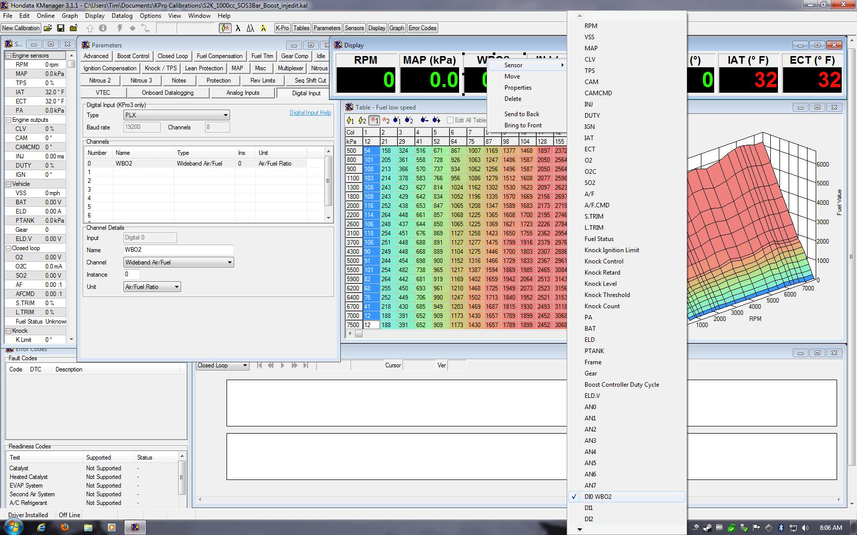 hight resolution of  how to kpro iii digital wbo2 input screen shot 2012 05