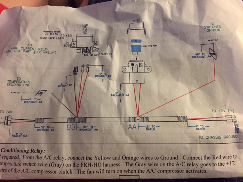 Need Help With Electric Windows Relay Diagram The Fiat Forum