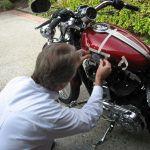 Gas Tank Decals Harley Davidson Forums