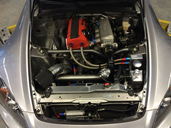 Full Blown Turbo Kit S2000 - Year of Clean Water