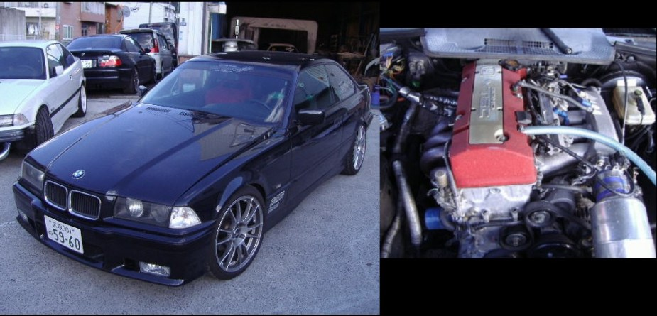 F20C-swapped BMW Solves A Lot of Problems - S2KI Honda S2000 Forums