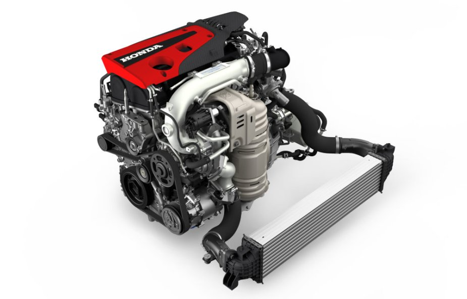 K20C1 Crate Engine
