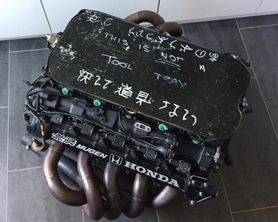 S2KI.com Mugen-Honda V10 F1 Formula One engine swap for sale