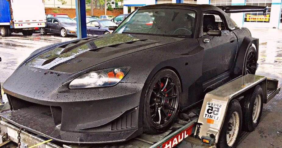 S2KI.com JDM_98R widebody Honda S2000 turbo S2K build thread