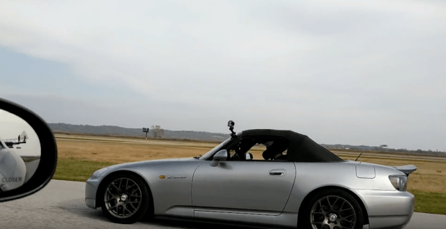S2KI.com Honda S2000 S2K Ap2 Turbo roll race