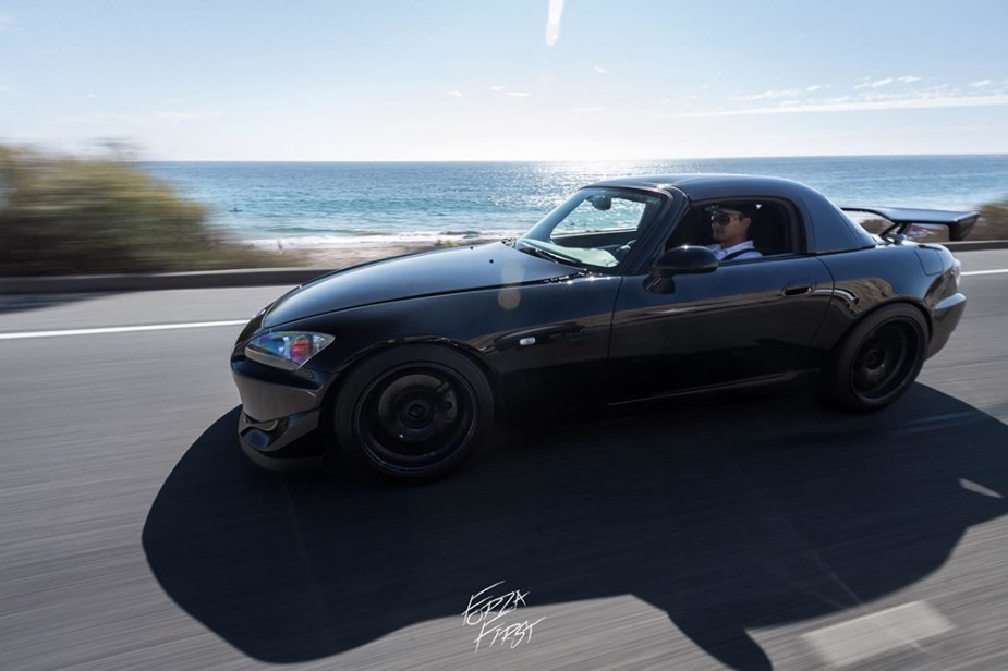 S2KI.com Honda S2000 CR Club Racer Turbo Build Forum Member