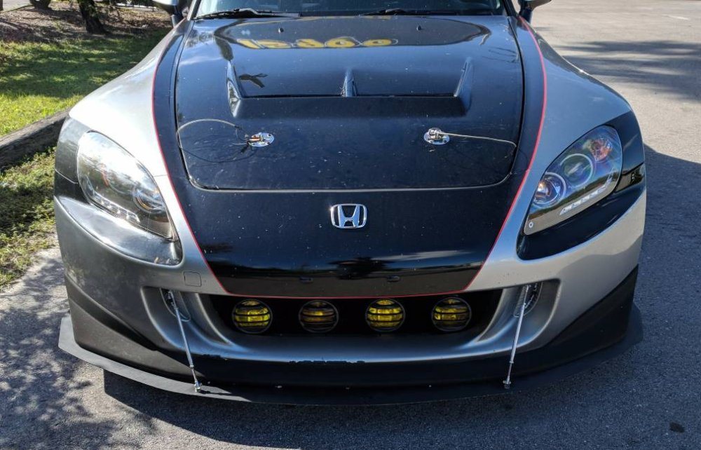 HOT 2007 S2000 Front