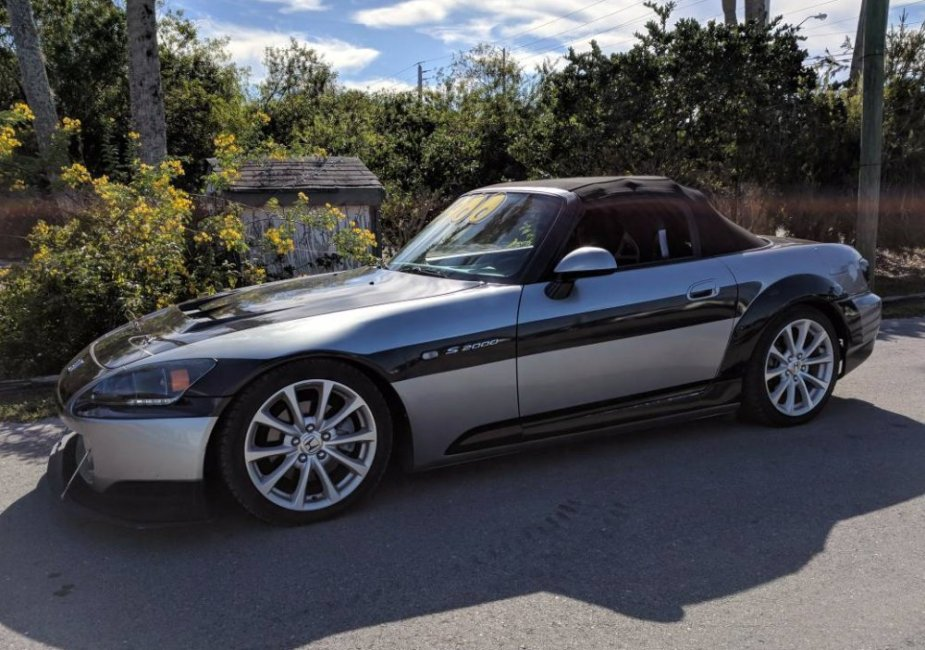 HOT 2007 S2000 Side