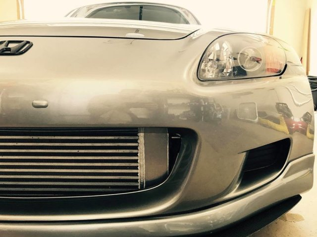 Turbo S2000 Up Front