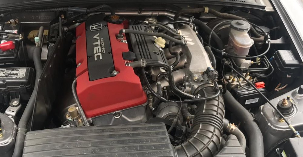 2001 Honda S2000 Engine