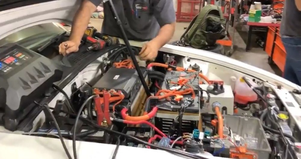 Chevy Batteries in an S2000
