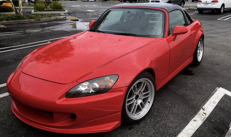 Modified AP1 S2000 OEM Hardtop For Sale Deal Prices S2KI.com