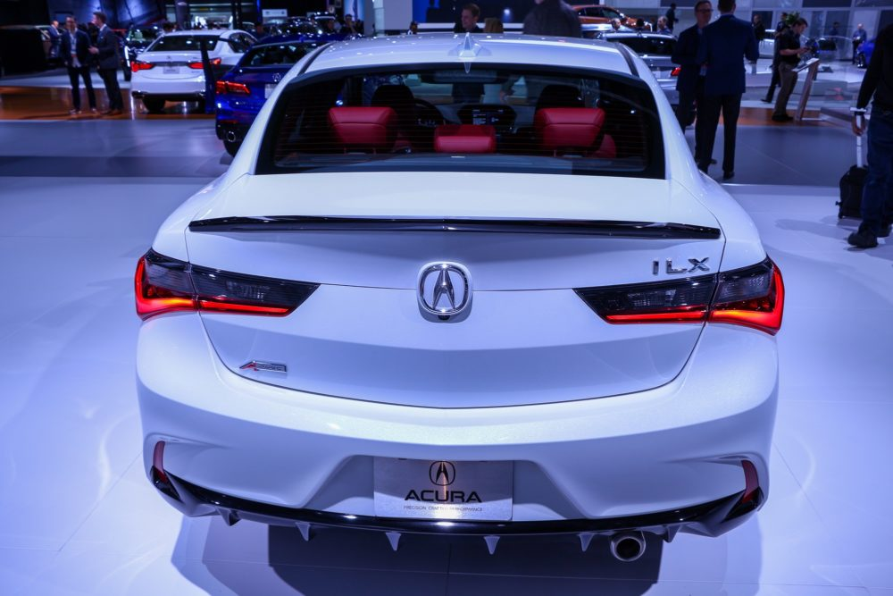 Acura ILX A-Spec
