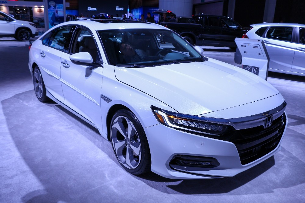 Honda Accord Sport