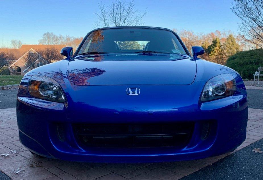 LAuna Blue AP2 S2000 Front